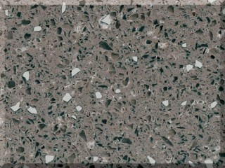 Quartz Stone PL5 Metallic Grey