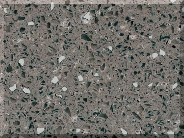 Quartz Stone PL5 Metallic Grey
