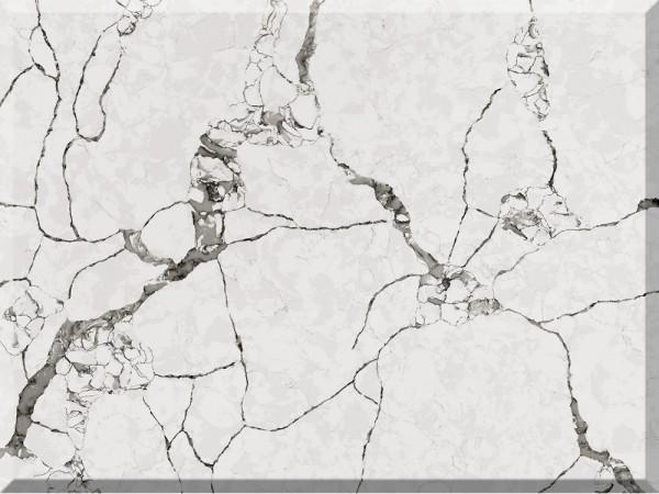 Quartz Stone M100 Calacatta Noble