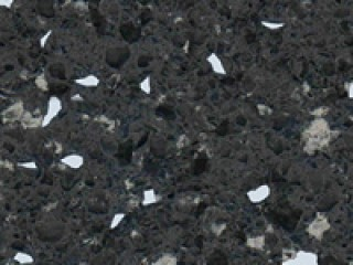Quartz Stone PL6D Metallic Black